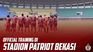 Download Video Official Training Persija di Stadion Patriot Candrabhaga MP3 3GP MP4