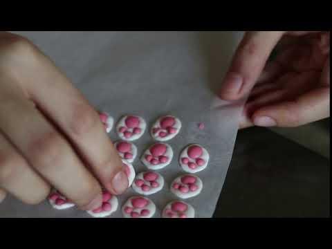 EOAP    Bunny Bottom Pops   Peel off paws
