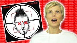 Mom Reacts to Eminem - KILLSHOT