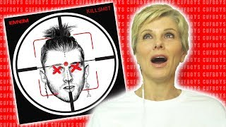 Download Mom Reacts to Eminem - KILLSHOT Mp3 and Videos