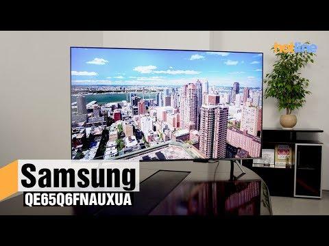 Samsung QE65Q6FNAUXUA — обзор 65-дюймового QLED телевизора