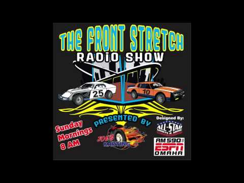 The Front Stretch - January 11th - C.J. Rayburn Jr