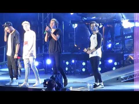 You & I - One Direction Lima, Peru 27/04/14