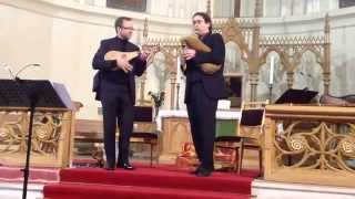 Ensemble Leones - Der hedamerschol (Live in Moscow