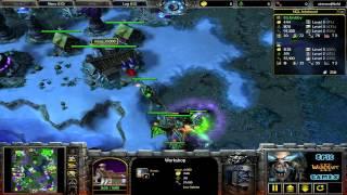 EG.Grubby(ORC) vs mouz.TH000(HU) - Epic WarCraft 3 Games - RN85