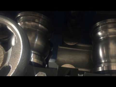 Rolling Shutter Strip Making Machine@power hydraulics Pune