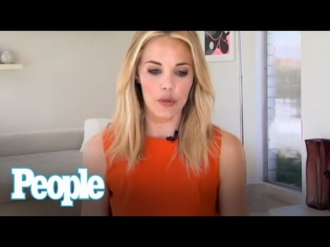 Leslie Bibb: 'I Wouldn't Want To Be 25 Again'  People