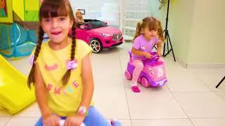 The Boo Boo Song | Nursery Rhymes & Kids Songs - Laurinha e Helena em músicas para crianças
