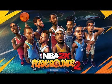 CRAZY BASKETBALL - NBA 2K Playgrounds 2 [001] Lets Play | NBA Saison