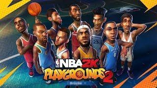 CRAZY BASKETBALL - NBA 2K Playgrounds 2 [00] Lets Play | NBA Saison