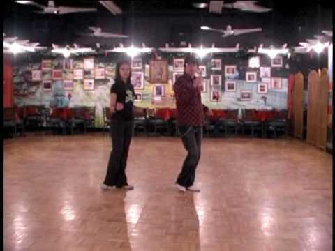 Swango Blues Lesson 3: Tango Basics 1