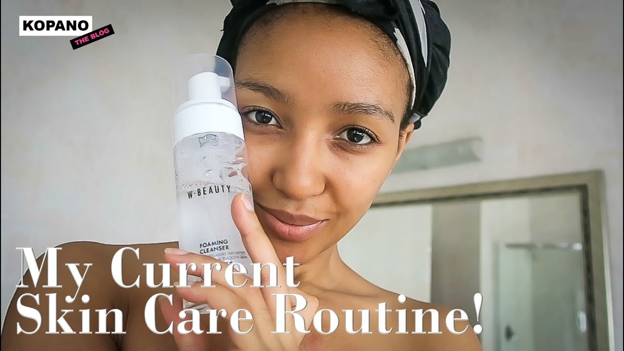 What I Use On My Face Simple Skin Care Routine Natural Skin Kopanotheblog