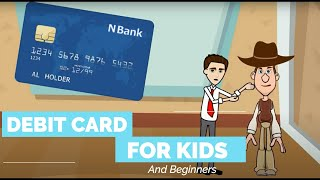 Credit Cards 101: Wнat is a Debit Card? Easy Peasy Finance for Kids and Beginners