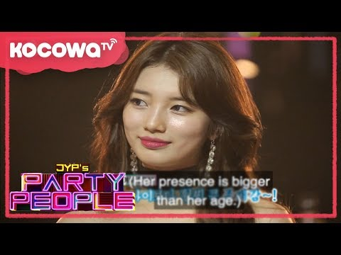 "[JYP's Party People] Ep 202_Tamia's ""Me"" By Suzy"