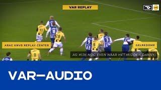 Var | Geen Goal Vitesse, Maar Cruciale Strafschop Heerenveen