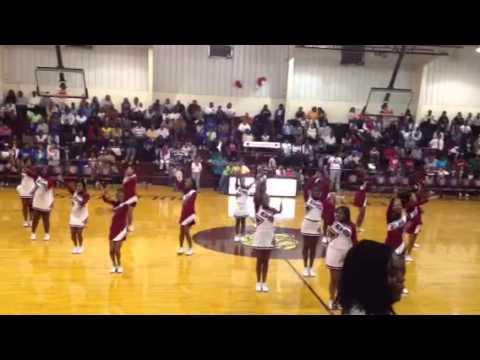 Earle high school cheerleading