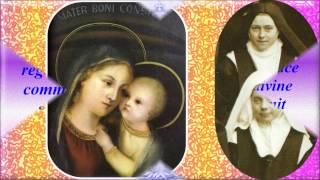 Trois poésies de Ste Thérèse de l
