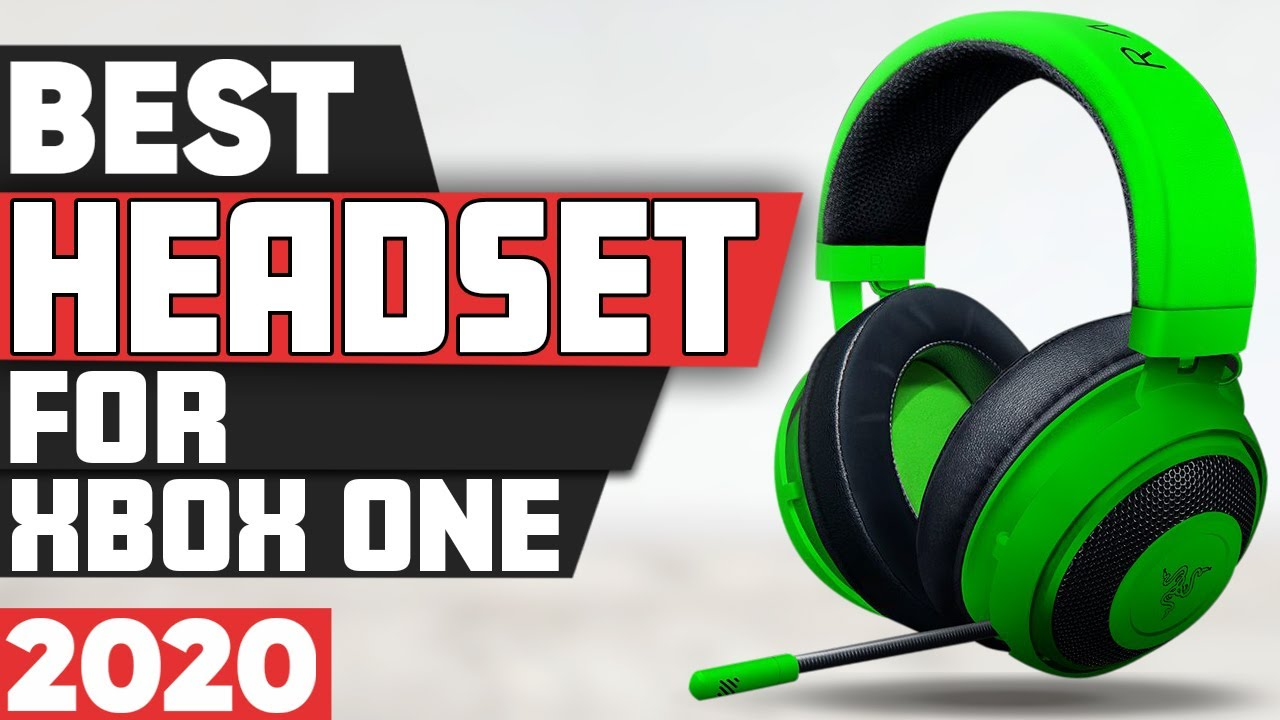 5 Best Headsets For Xbox One In 2020 Youtube