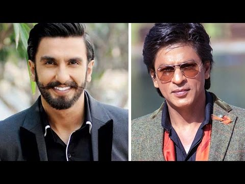 Ranveer Singh On His Film With Shah Rukh Khan Directed By Shimit Amin