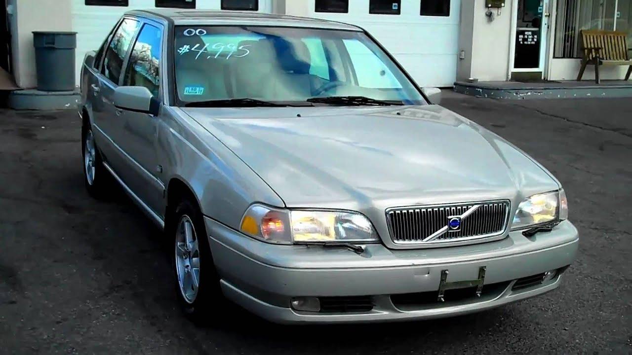 2000 volvo s70 sedan awd turbo www chrisautosouthinc com agawam ma 01001 youtube