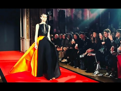Talbot Runhof | Full Show | Womenswear | Paris Fashion Week | Fall/Winter 2017/2018