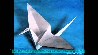 Origami Dove Step By Step
