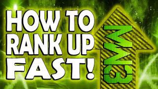 How to Rank/Level Up Fast in Modern Warfare 3