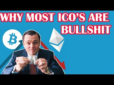 ICO SCAMS EXPLAINED! WATCH BEFORE INVESTING IN AN ICO! 2018