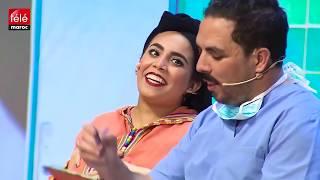 Comedy show - Sbitar 5 Etoile   سكيزوفرين و هيبة وطارق 😂 الراكد يغني حتى لقيت لي تبغيني