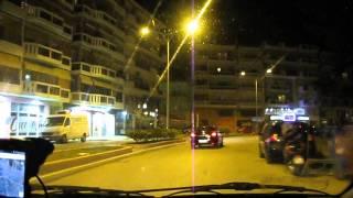Нощем в Комотини(Нощем през центъра на Комотини., 2014-01-05T14:58:23.000Z)
