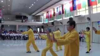 World Tai chi Day 2015 Manila Philippines