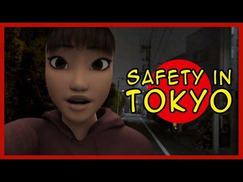 Safety in Tokyo