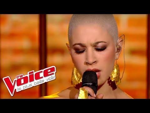 Anastacia – I'm Outta Love   Dièse   The Voice France 2013   Prime 3