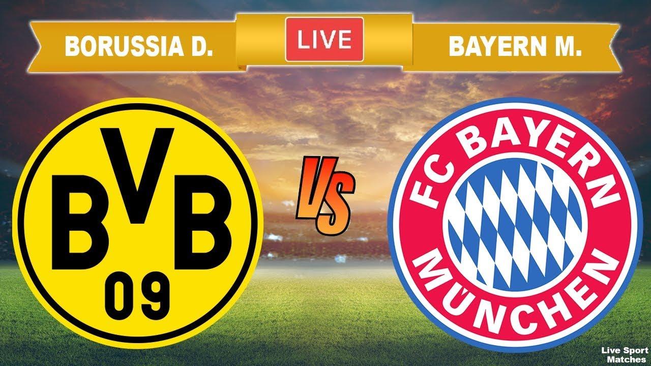 Dortmund Bayern Online Stream