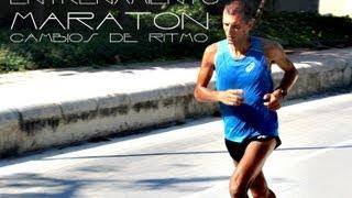 Entrenamiento para maratón con Pablo Villalobos