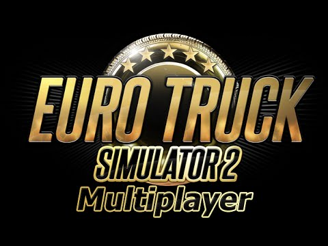 EuroTruck Simulator 2 Multiplayer Gameplay 4