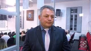 DIRETO DA SESSÃO - Sargento Laudo quer mais vagas em creche entre outros pedidos