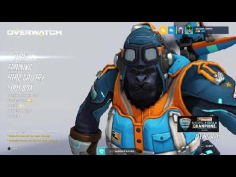 Overwatch: Origins Edition climbing out of plat?