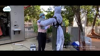 AA+ Covid-19 Testing Solution X-Ray Van | AAshayein