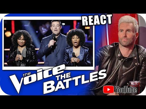 ADAM SALVA MAIS UM The Voice 2018 Battle Davison vs Reid Umstattd, Jordyn Simone vs Kelsea Johnson