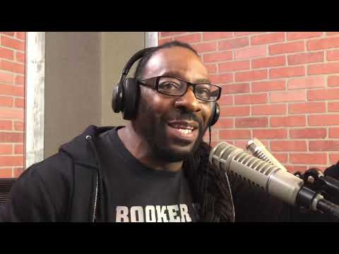 Booker T on Being 2X WWE Hall of Famer