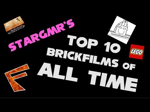 Top 10 Lego Brickfilms of All Time