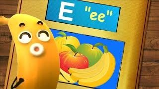 Apples and Bananas Song | Nursery Rhymes & Kids Songs | AM kids