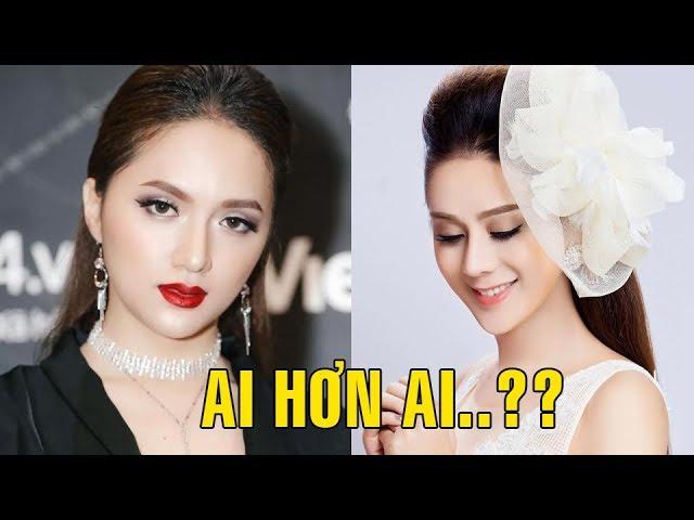 Giữa Lâm Khánh Chi đã 40 tuổi & Hương Giang idol 26 tuổi, ai mới xứng là nữ hoàng chuyển giới Vbiz?