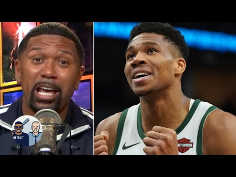 Jalen Rose: Giannis deep 3s make the reigning MVP unguardable | Jalen & Jacoby
