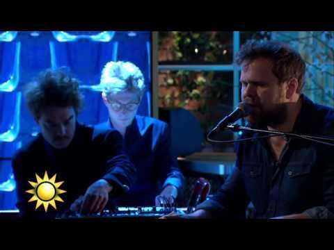 Loney Dear - Hulls live @ TV4 Nyhetsmorgon