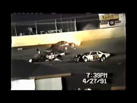 Destroy Hough i70 speedway