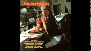 Bluesiana Hot Sauce - Brickyard Blues