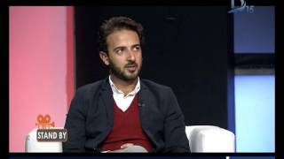 ستاند باى| محمد مهران يكشف تفاصيل دوره فى فيلم