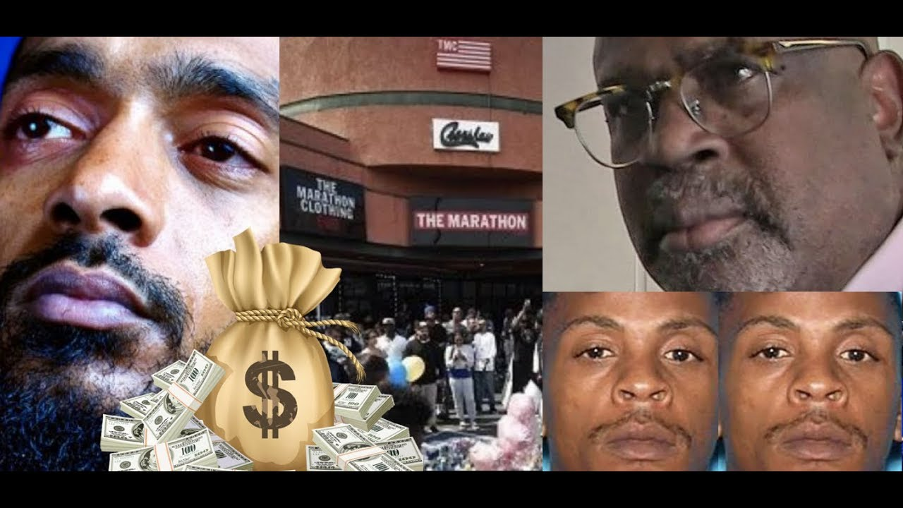 Nipsey Hussle Marathon Store $10 Million Since Passing, Chris Darden Details Leaving Eric Holder